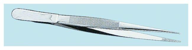 Epredia™Shandon™ Cartilage Straight Thumb Forceps, Straight, Standard, 5 in. (12.7cm) Straight, Standard; 5 in. (12.7cm) Dissection Forceps