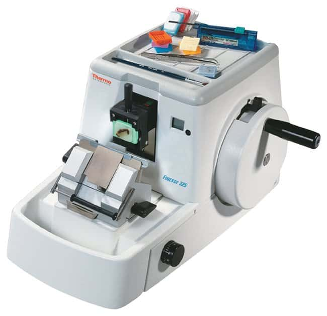 Thermo Scientific Shandon Finesse 325 Manual Microtome:Histology, Cytology