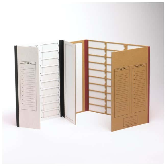 Thermo Scientific Cardboard Slide Folders:Microscopes, Slides and Coverslips:Microscope