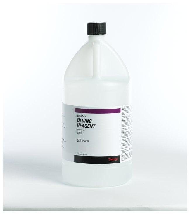 Epredia™Shandon™ Bluing Reagent 4L (approx. 1 gal.) Epredia™Shandon™ Bluing Reagent