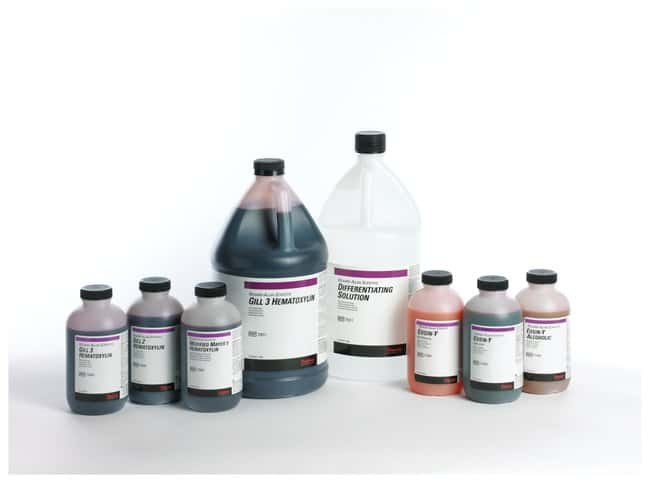 Thermo Scientific™ Richard-Allan Scientific™ Modified Harris Hematoxylin: Colorantes para hematología, histología y citología Pruebas de hematología y coagulación