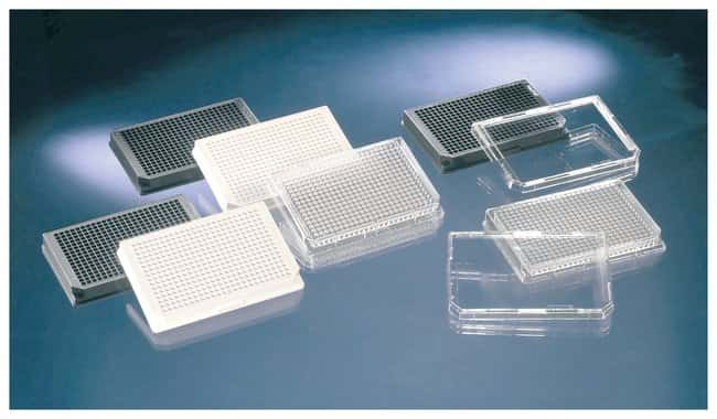 Thermo Scientific™Nunc™ 384-Well Clear Polystyrene Plates with Cell Culture Treated and Nontreated Surfaces