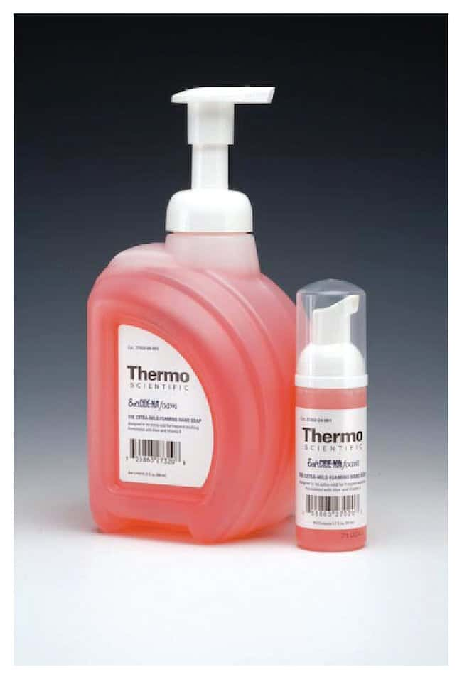 Thermo Scientific SoftCIDE-NA Foam Soap :Gloves, Glasses and Safety:First