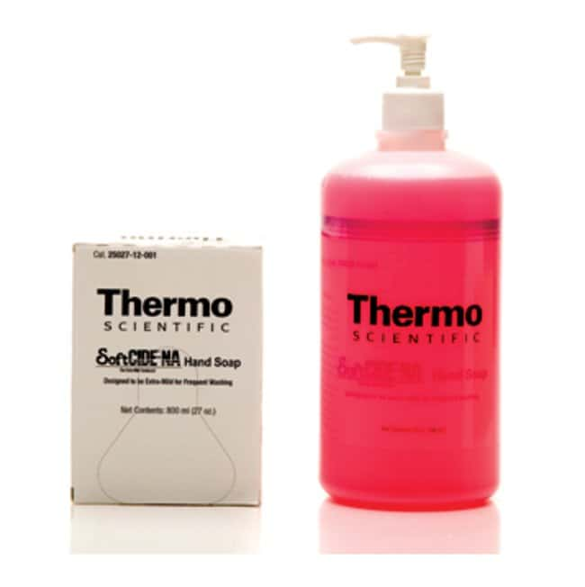 Thermo Scientific SoftCIDE -NA Plain Hand Soap :Testing and Filtration:Food