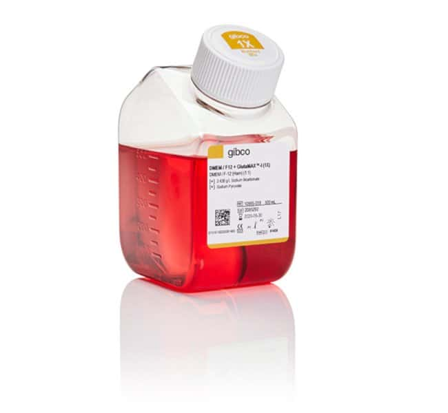 Gibco DMEM/F-12, GlutaMAX supplement    500mL:Cell Culture