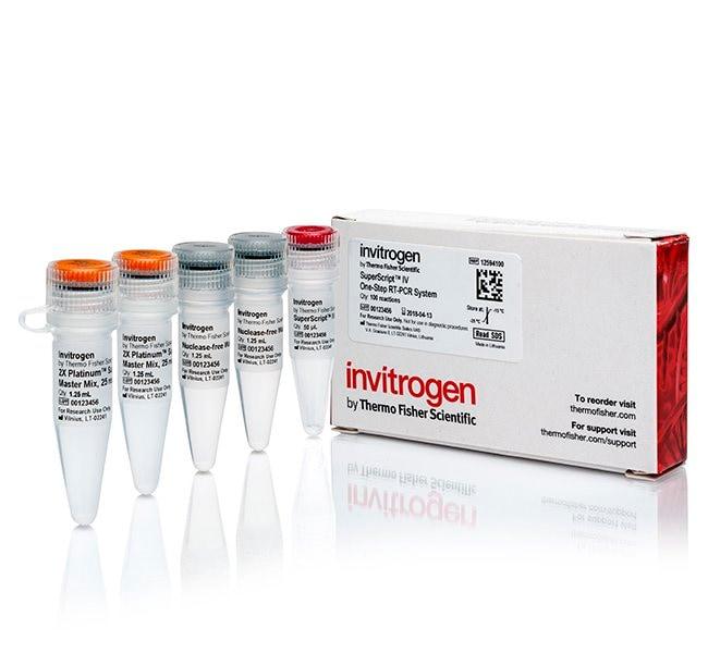 InvitrogenSuperScript IV One-Step RT-PCR System 100 reactions:PCR Equipment