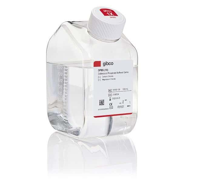 Gibco™DPBS, no calcium, no magnesium 1000mL Gibco™DPBS, no calcium, no magnesium