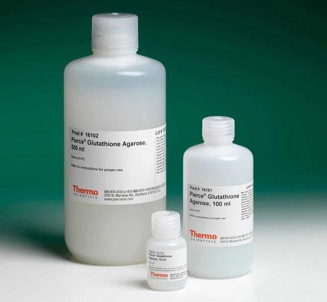 Thermo Scientific™Pierce™ Glutathione Agarose Resin; 100mL Thermo Scientific™Pierce™ Glutathione Agarose