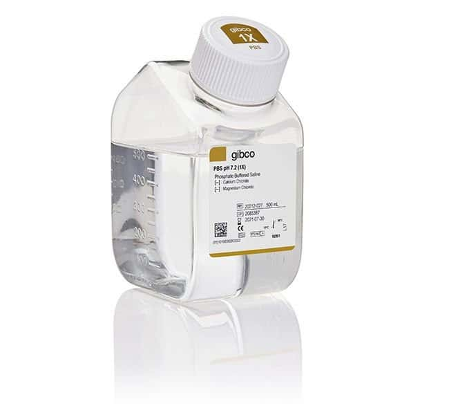 Gibco™ PBS, pH 7.2 500 ml Gibco™ PBS, pH 7.2