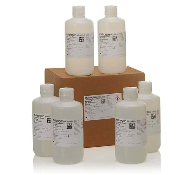Attune™ Focusing Fluid (1X) 6 x 1 L Attune™ Focusing Fluid (1X)