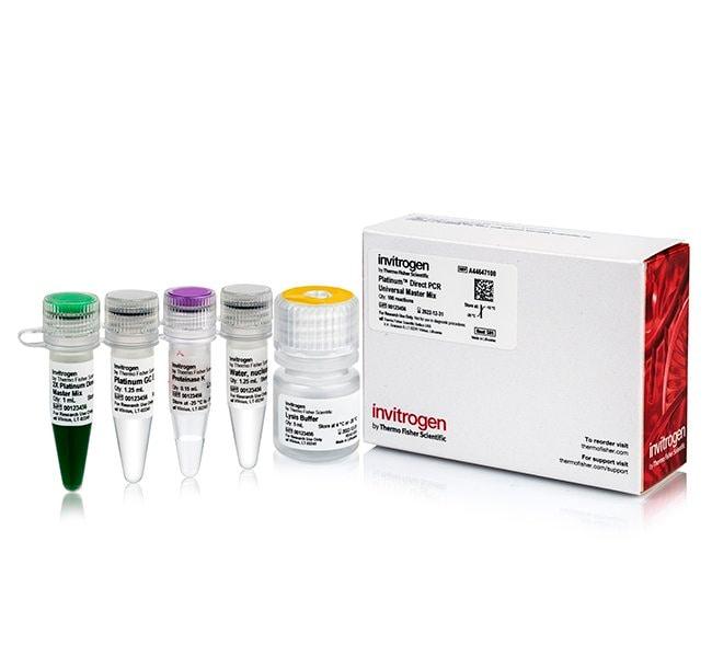 Invitrogen Platinum Direct PCR Universal Master Mix :Life Sciences:PCR
