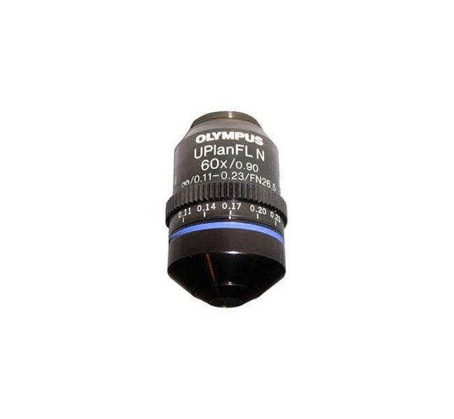 InvitrogenOlympus 60X Objective, fluorite, 0.90NA/0.2WD, correction collar