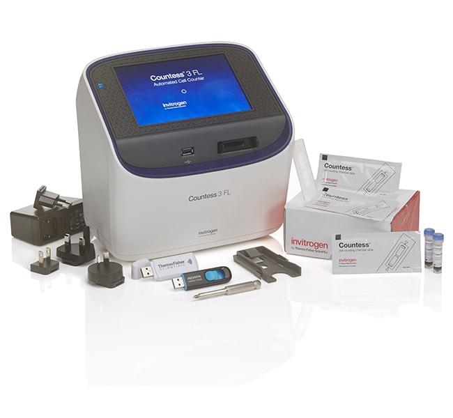 InvitrogenCountess 3 FL Automated Cell Counter Countess™ 3 FL Automated