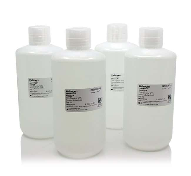 Invitrogen™Novex™ Tris-Glycine SDS Running Buffer (10X) 4 x 1L Invitrogen™Novex™ Tris-Glycine SDS Running Buffer (10X)