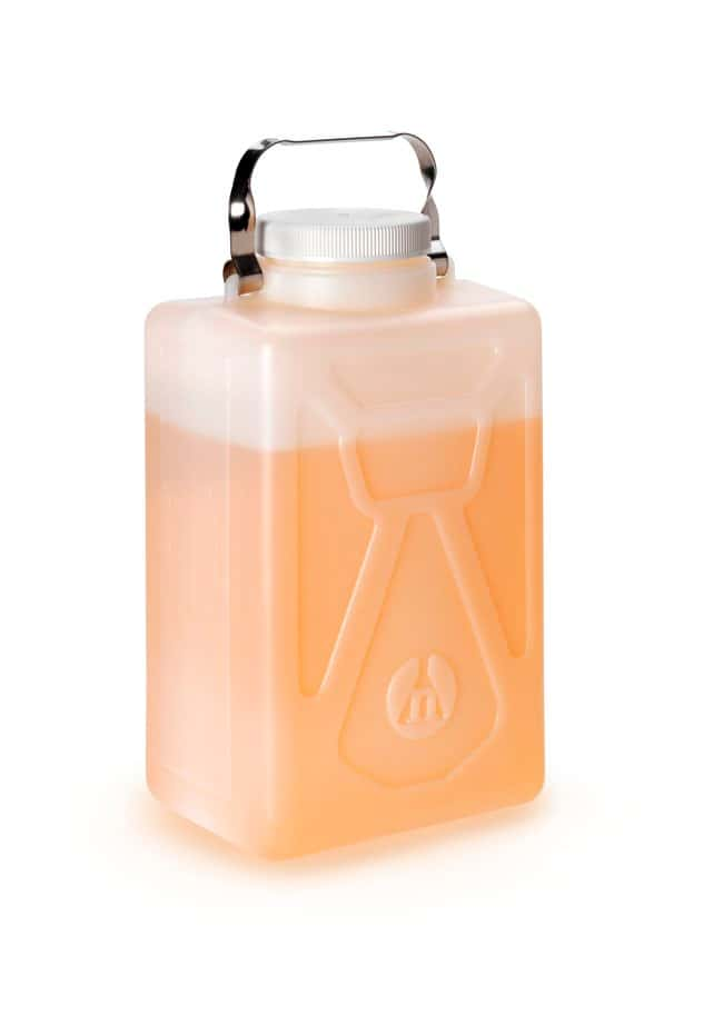 Thermo Scientific™ Nalgene™ Rectangular HDPE Carboys without Spigots: Carboys Beakers, Bottles, Cylinders and Glassware