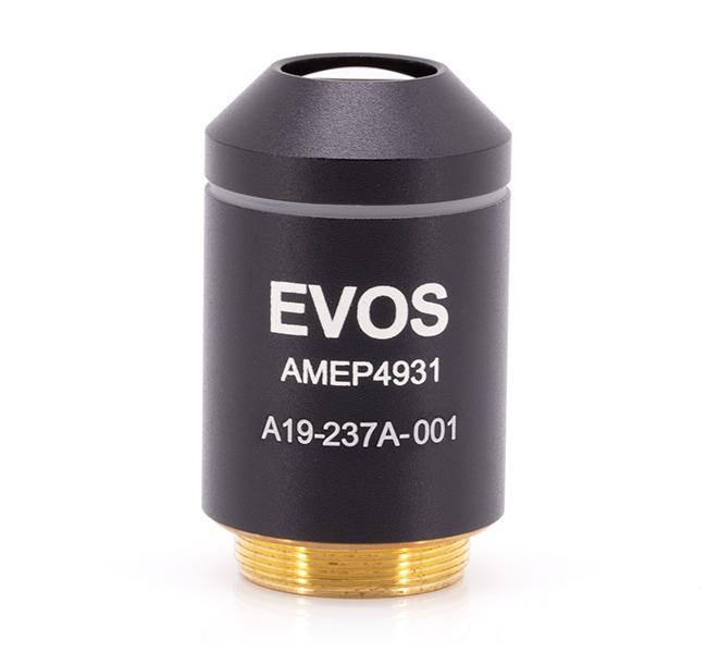 Invitrogen EVOS 2X Objective, achromat, LWD, 0.06NA/5.62WD Magnification