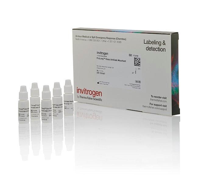 Invitrogen ProLong Glass Antifade Mountant:Life Sciences:Protein Biology