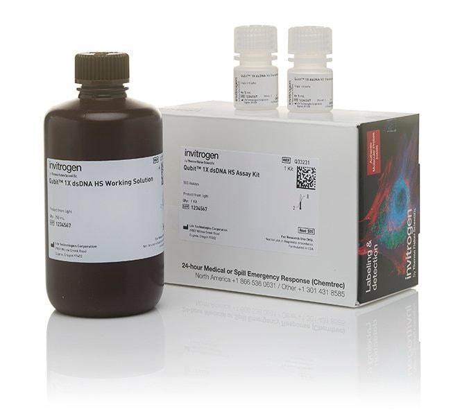 Invitrogen™Qubit™ 1X dsDNA HS Assay Kit