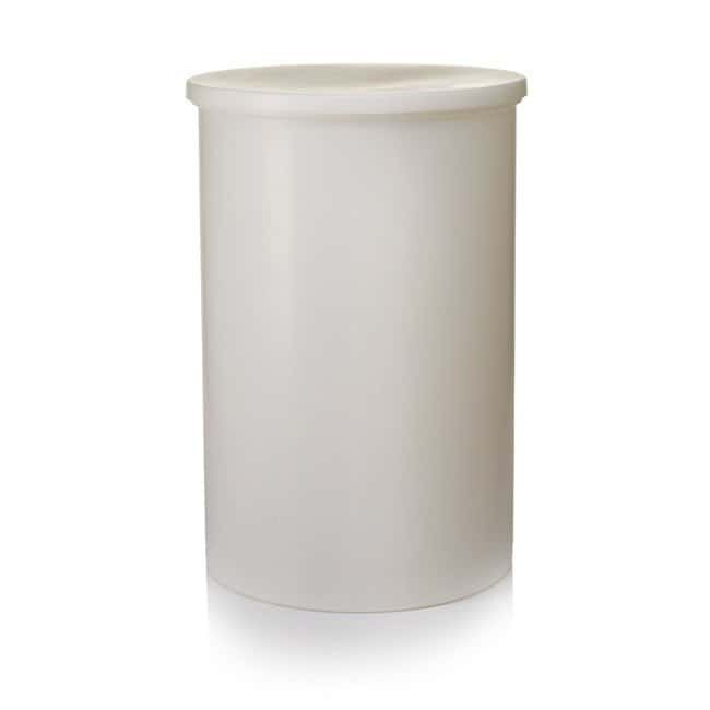 Thermo Scientific Nalgene Heavy-Duty Cylindrical LLDPE Tanks with Cover