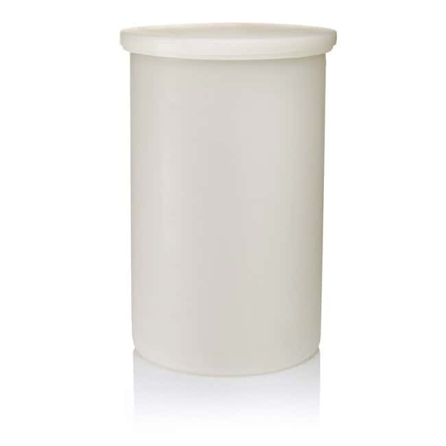 Thermo Scientific Nalgene Cylindrical Polypropylene Tank with Cover :BioPharmaceutical