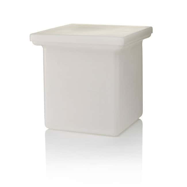 Thermo Scientific Nalgene Rectangular Polypropylene Tank with Cover :Beakers,