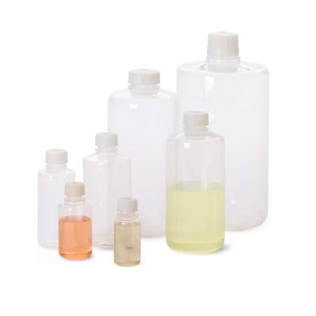 Thermo Scientific™Nalgene™ Narrow-Mouth  Bottles Made of Teflon™  FEP with Closure 60mL; 20mm closure Thermo Scientific™Nalgene™ Narrow-Mouth  Bottles Made of Teflon™  FEP with Closure