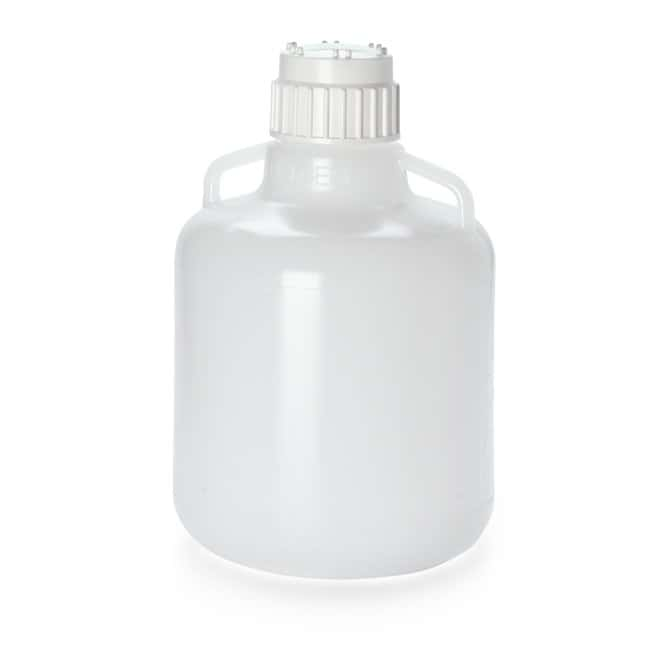 Thermo Scientific™ Nalgene™ Polypropylene, Heavy-Duty Vacuum Carboy with Handle