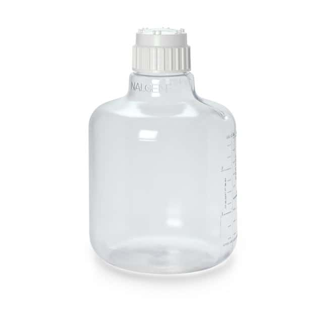 Thermo Scientific™ Nalgene™ Round Polycarbonate Clearboy™ Carboy with Closure