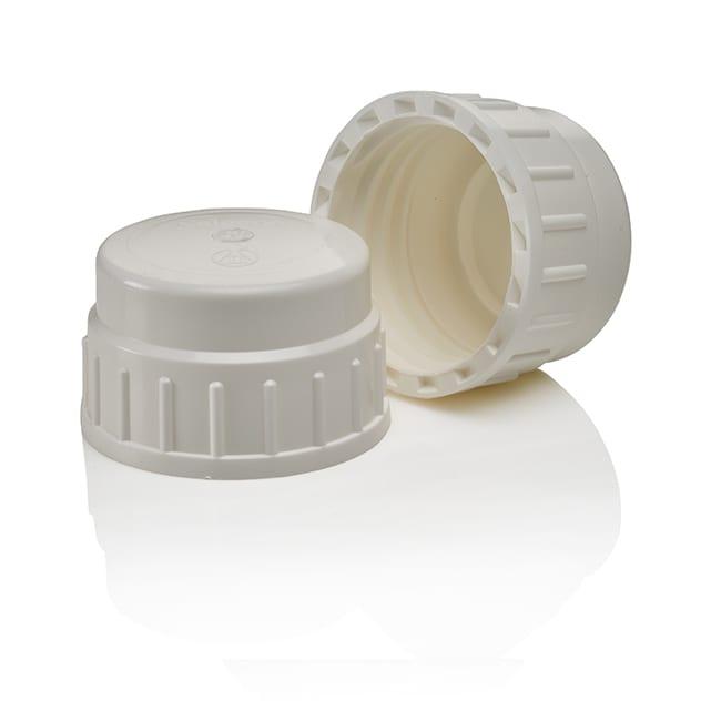 Thermo Scientific™Nalgene™ Ersatzschraubverschlüsse und -dichtungen für Ballonflaschen: Stopfen, Kappen und Verschlüsse Flaschen, Gefäße und Kannen