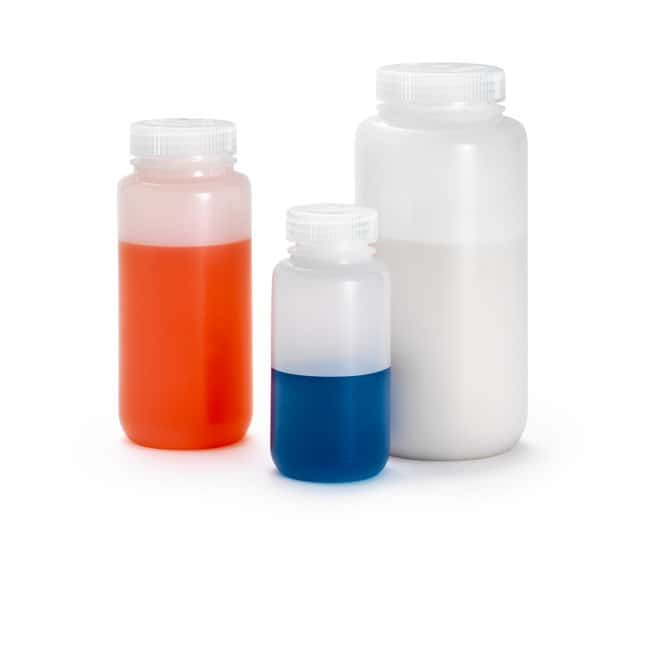 Thermo Scientific  Nalgene  Certified Platinum Clean HDPE Bottles and Carboys