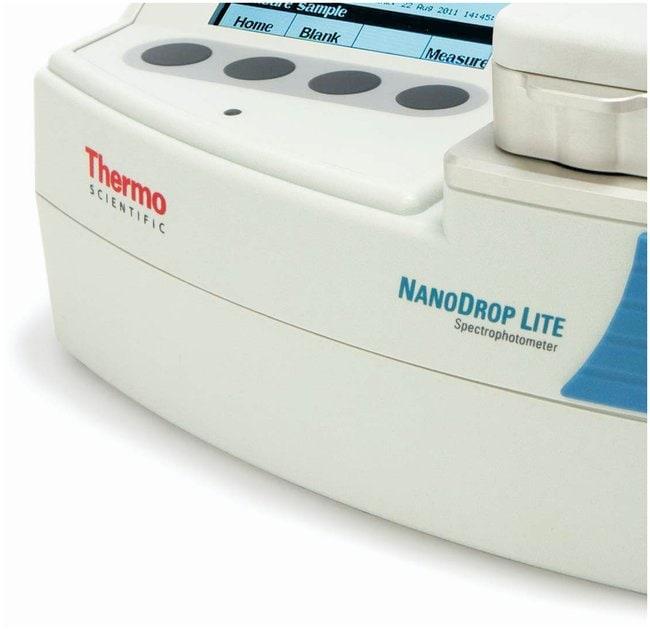 Thermo Scientific NanoDrop Lite Spectrophotometer:Spectrophotometers, Refractometers
