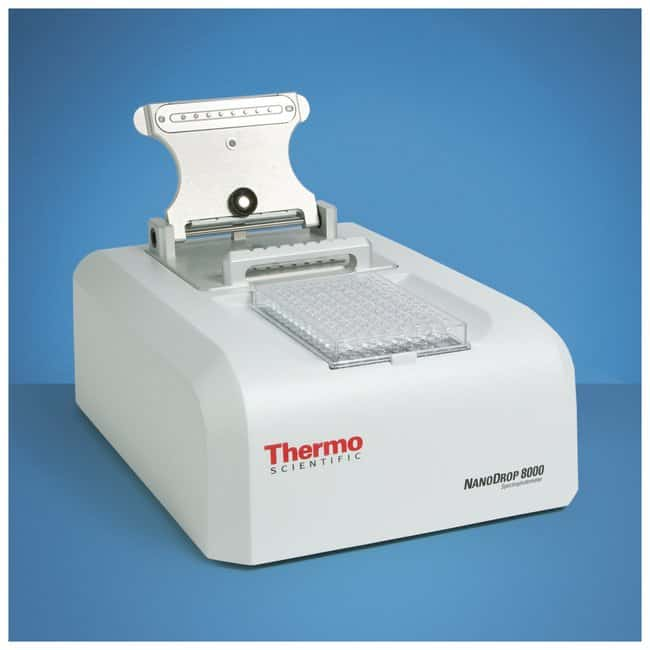 Thermo scientific nanodrop 8000 | spectrophotometer.