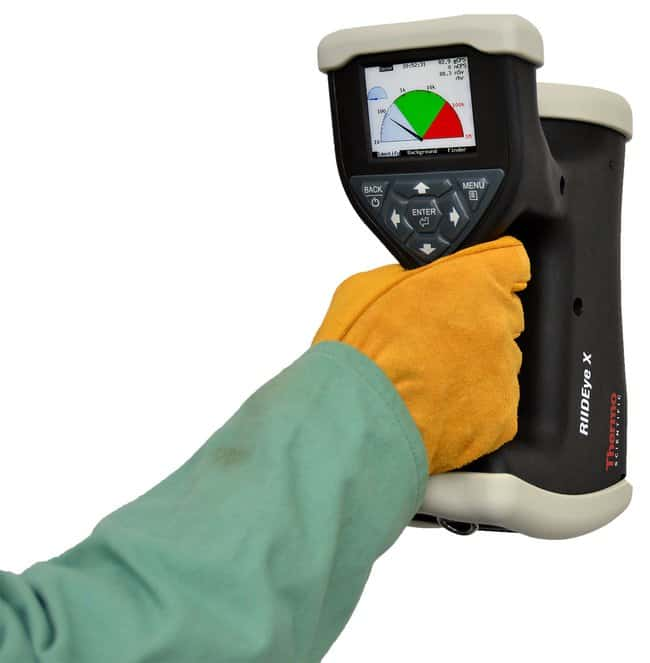 Thermo Scientific RIIDEye X/M Series Handheld Radiation Isotope Identifiers