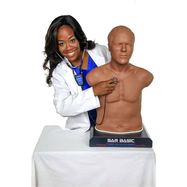 3B Scientific Cardionics SAM Basic Student Auscultation Manikin :Gloves,