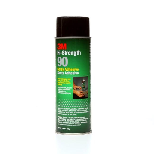 3M Company Hi-Strength 90 Spray Adhesive Hi-Strength 90 Spray Adhesive:Gloves,