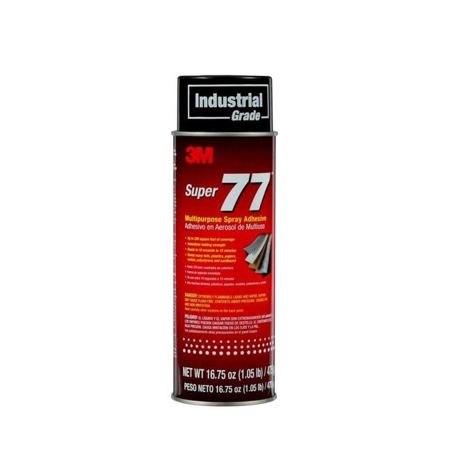 3M Company Super 77 Multipurpose Spray Adhesive Super 77™ Multipurpose