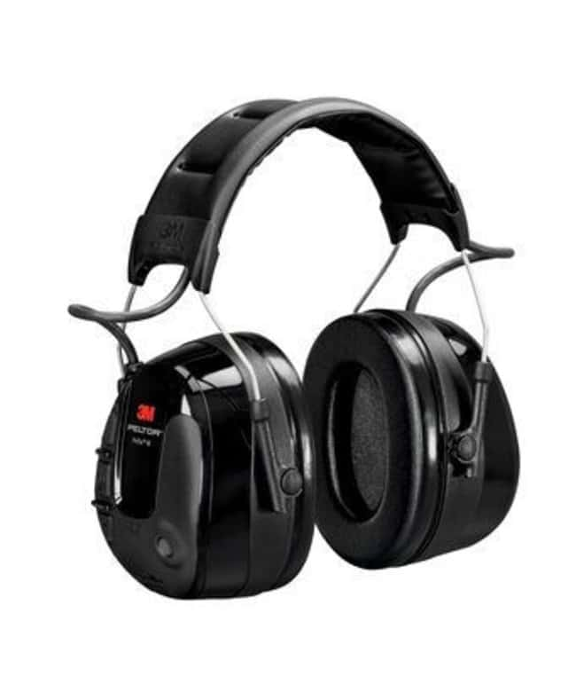 3M PELTOR ProTac III Headset Black; Headband:Gloves, Glasses and Safety