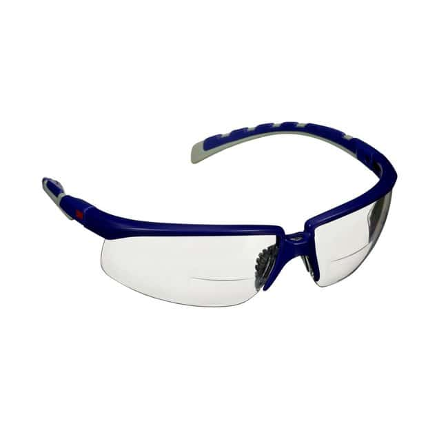 3M Solus 2000 Series Prescription Safety Glasses Reading Diopter: +2.0:Gloves,