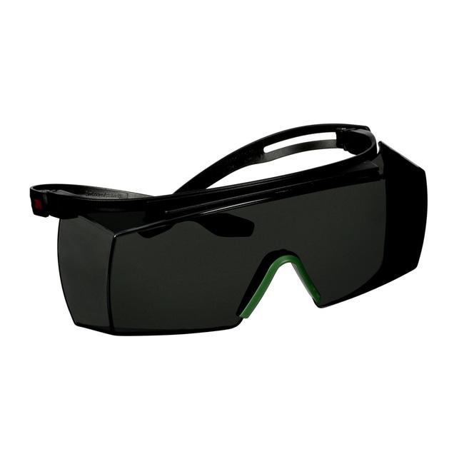 3M SecureFit 3700 Series Safety Glasses IR/UV 3.0, Gray:Gloves, Glasses