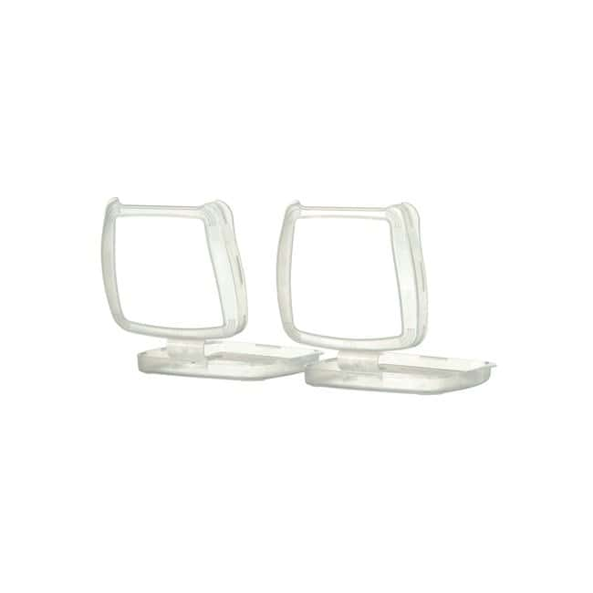 3M Secure Click Filter Retainer D7N11, and D7P71 Particulate Filters:Gloves,