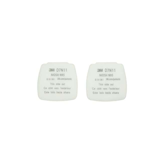 3M Secure Click Particulate Filters N95 Filter:Gloves, Glasses and Safety