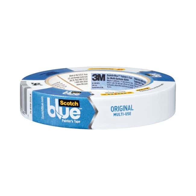 3MScotchBlue Painter's Tape Display:Facility Safety and Maintenance:Tapes