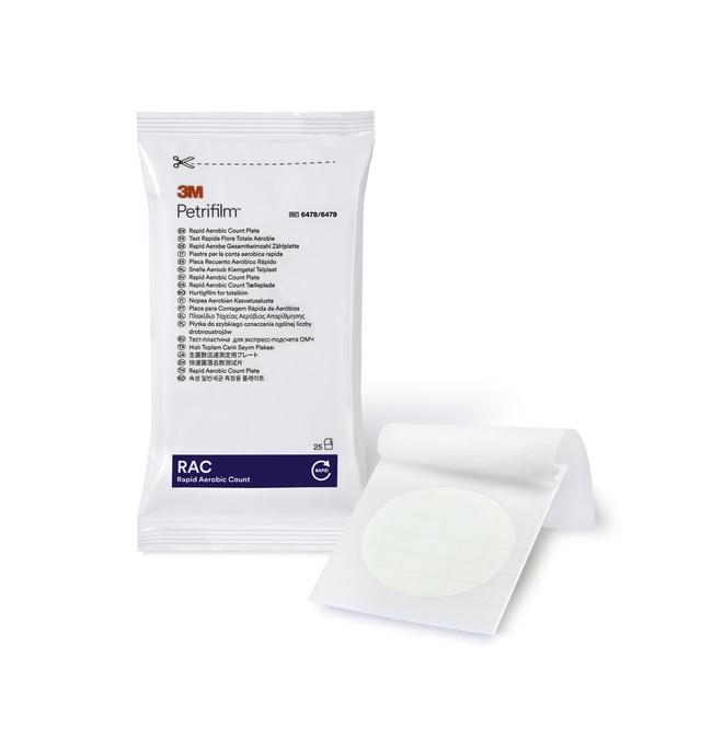 3M PetrifilmRapid Aerobic Count Plate, Sold by AquaPhoenix Scientific:Microbiological