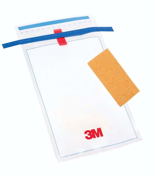 3MHydrated-Sponge, Sold by AquaPhoenix Scientific:Laboratory Wipes, Cleaners,