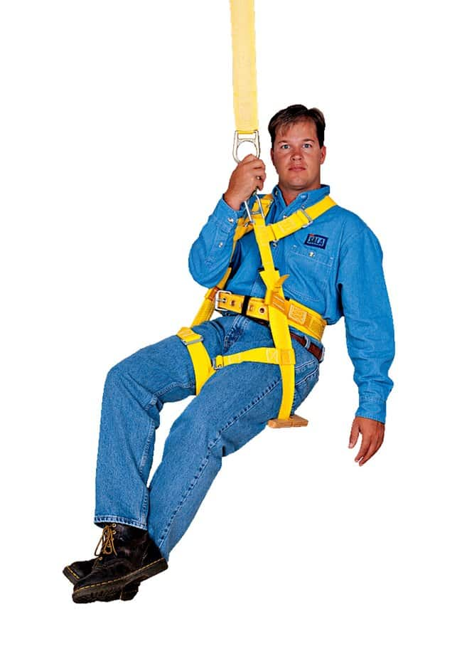 3M™DBI-SALA™ Bosun Chair with Belt and Support Straps