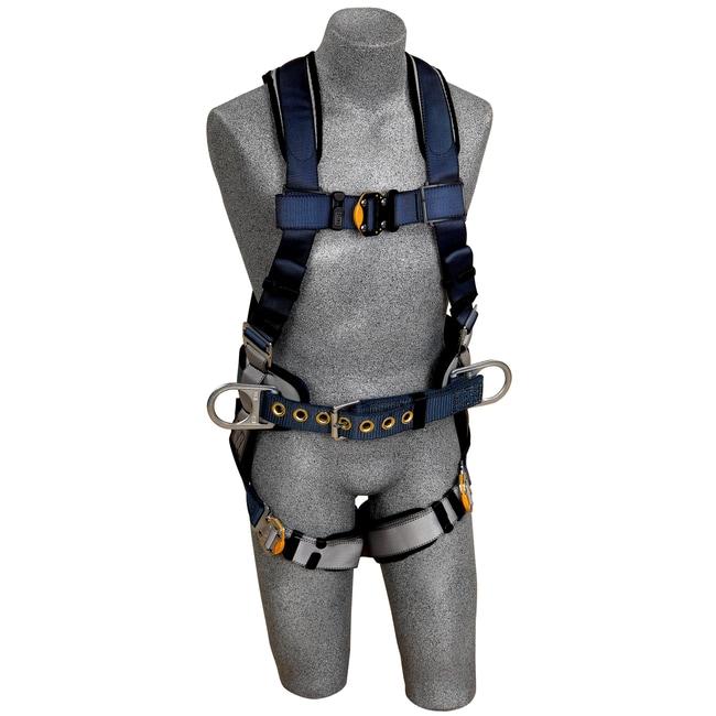 3M DBI-SALA ExoFit Construction Style Positioning Harness Size: Medium,