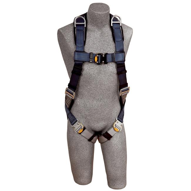 3M DBI-SALA ExoFit Vest-Style Retrieval Harness Buckle: Quick Connect;