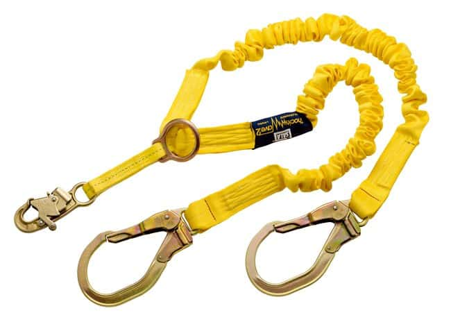 3M DBI-SALA ShockWave2 100% Tie-Off Shock Absorbing Lanyard - Rescue CertificationsCompliance: