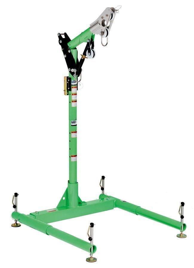3M DBI-SALA Advanced 5-Piece Davit Hoist System Includes: 11-1/2 in. to