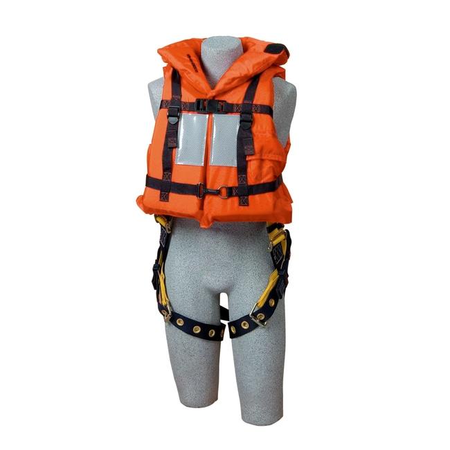 3M DBI-SALA Off-Shore Lifejacket with Harness D-ring Opening 3M™ DBI-SALA™